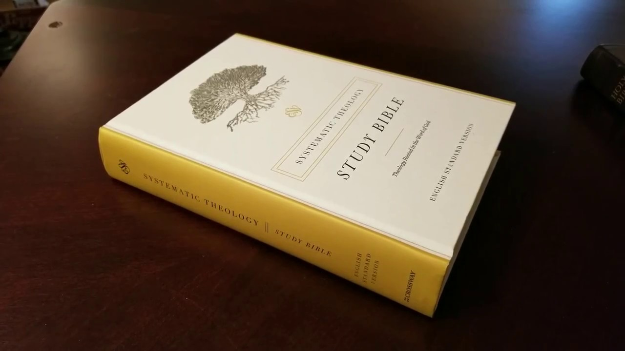 crossway esv study bible review