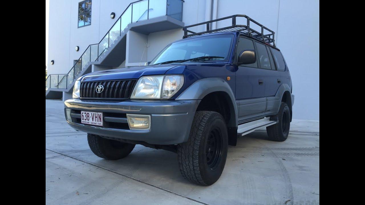 2001 toyota prado diesel review