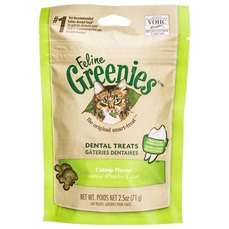 feline greenies dental treats reviews