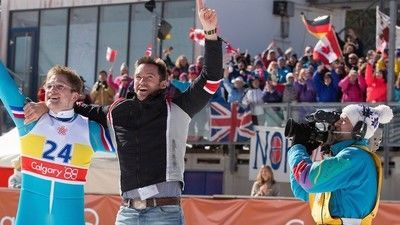 eddie the eagle film review