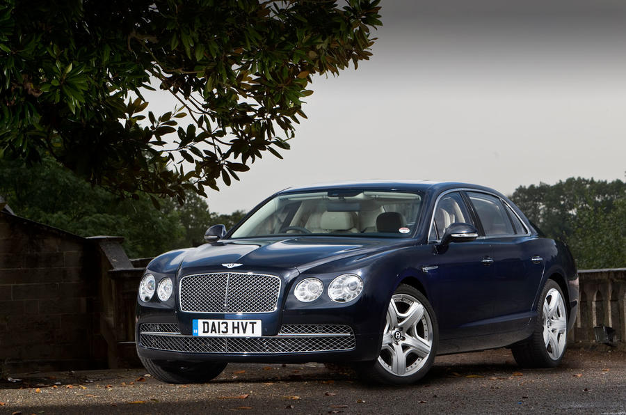 bentley flying spur review 2006