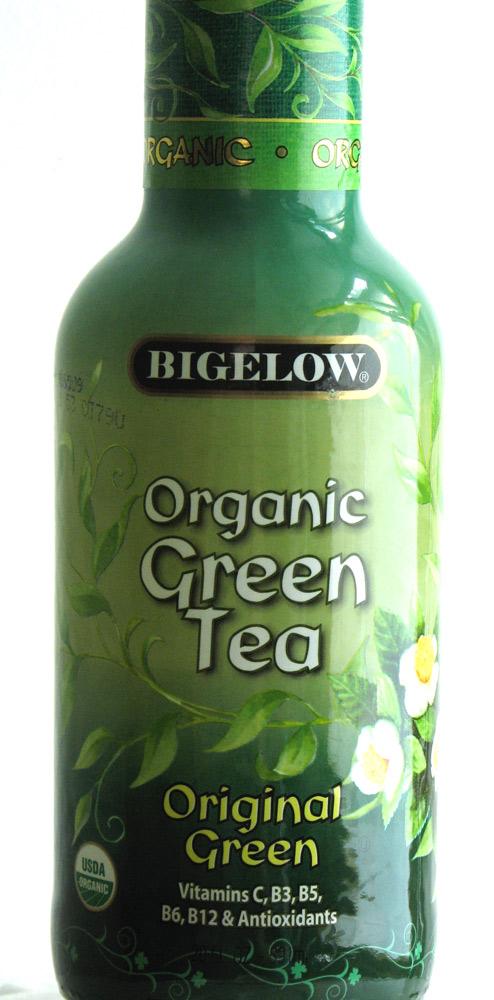 bigelow organic green tea review