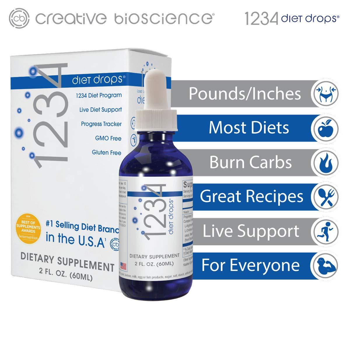 bioscience 1234 diet drops reviews