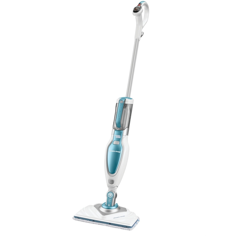 black and decker deluxe steam mop reviews