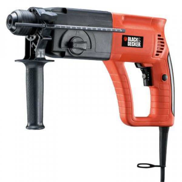 black and decker hammer drill review