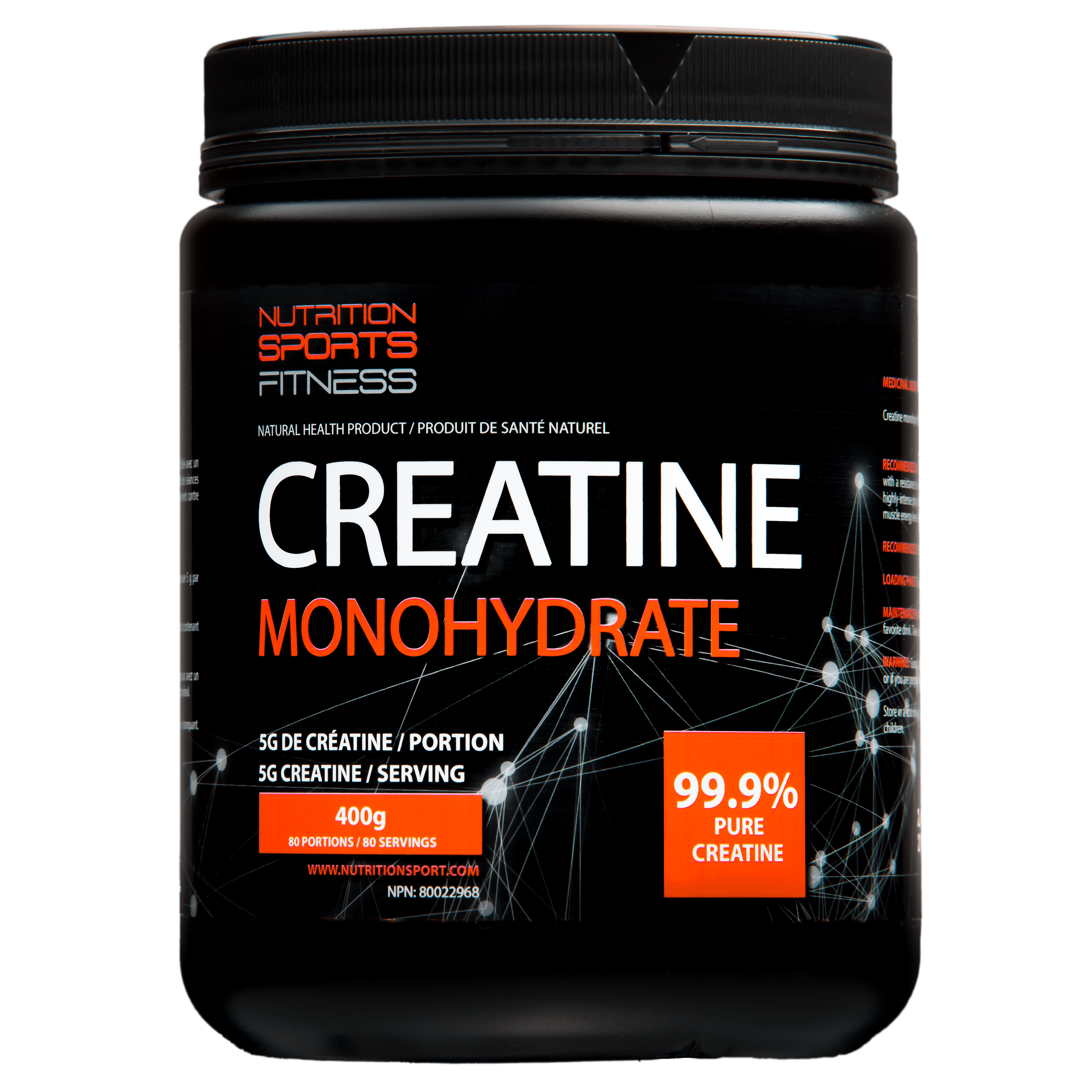 bsc creatine monohydrate 400g review