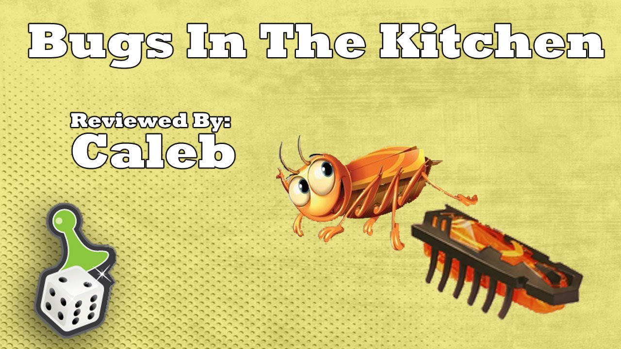 bugs in the kitchen game review