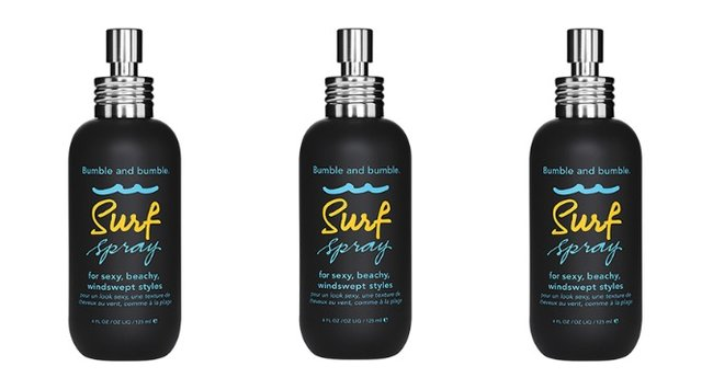 bumble and bumble surf spray review