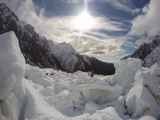 franz josef glacier guides review
