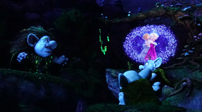 frozen ever after ride review