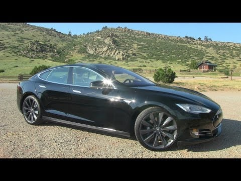 2013 tesla model s review
