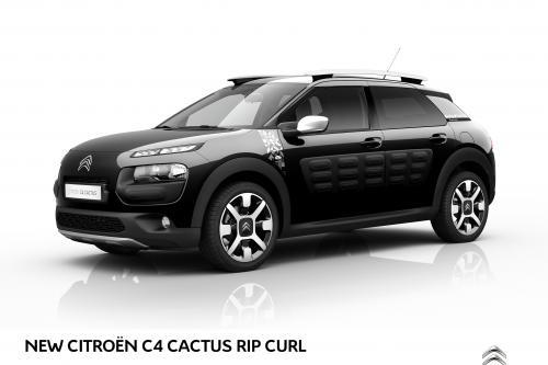 citroen c4 cactus rip curl review