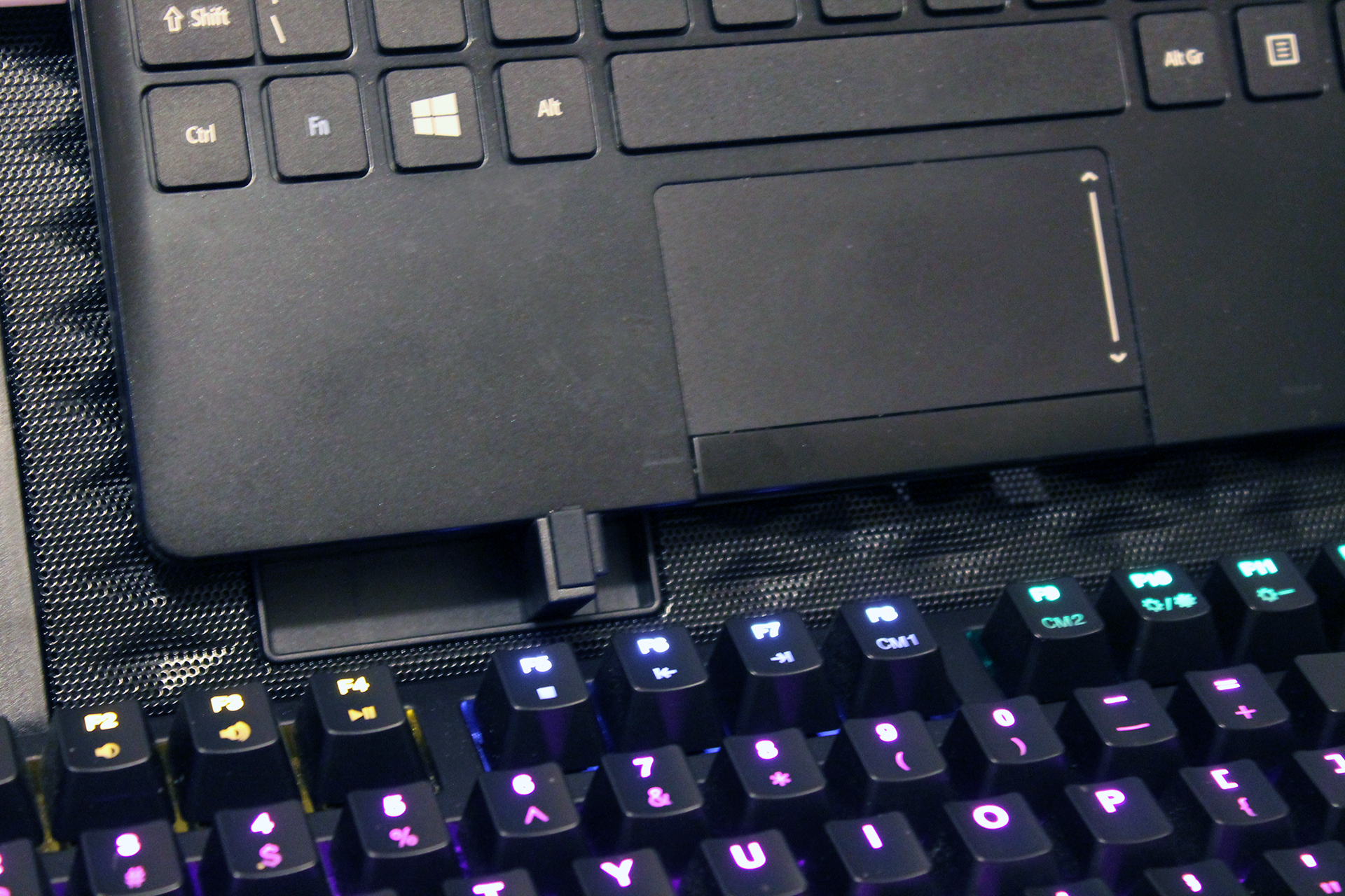 cooler master notepal ergostand iii review