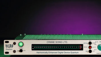 crane song hedd quantum review