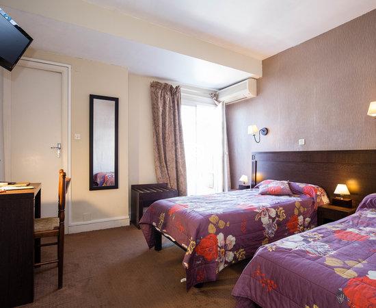 hotel du college de france reviews