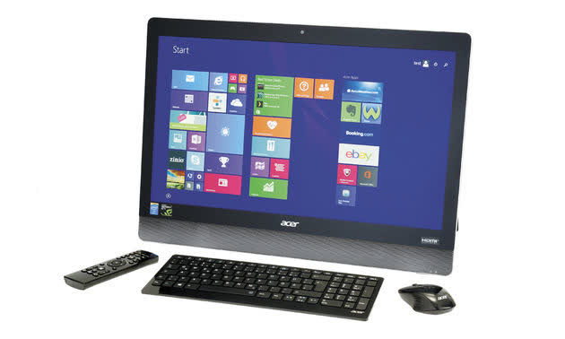 acer aspire all in one review