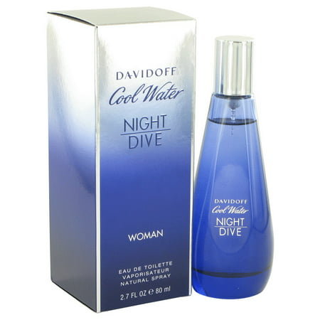 davidoff night dive woman review
