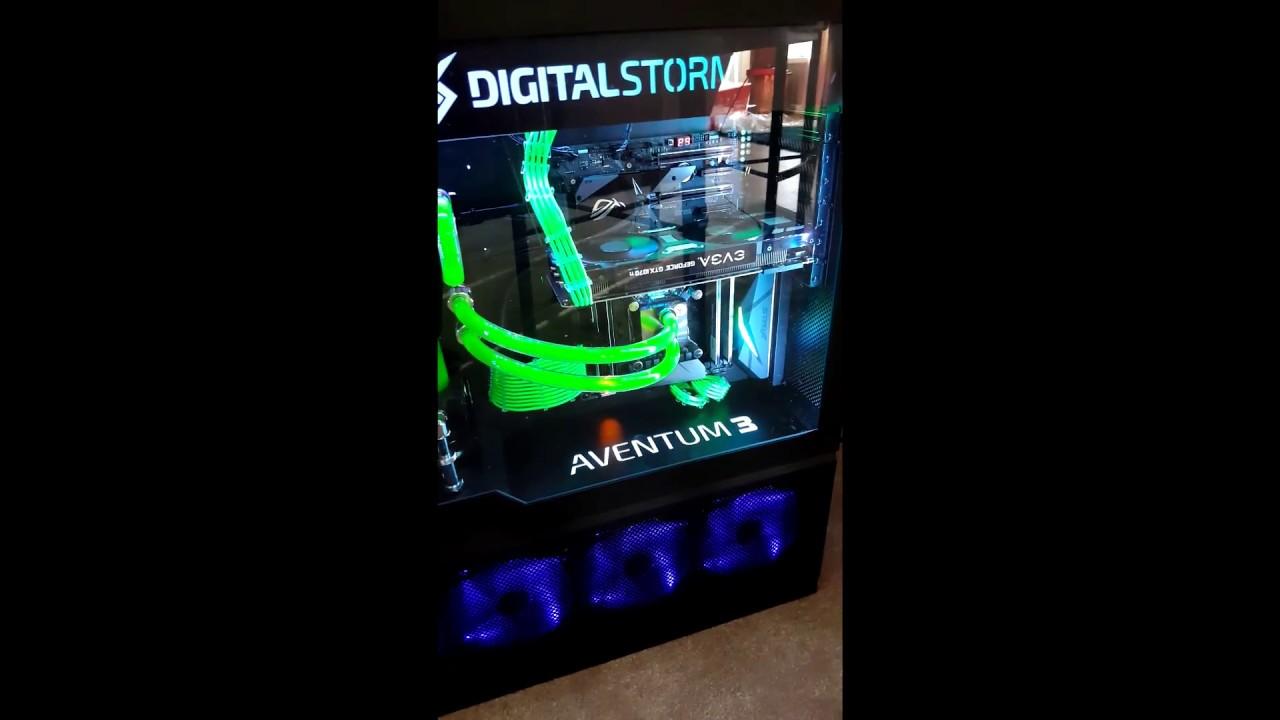 digital storm aventum 3 review