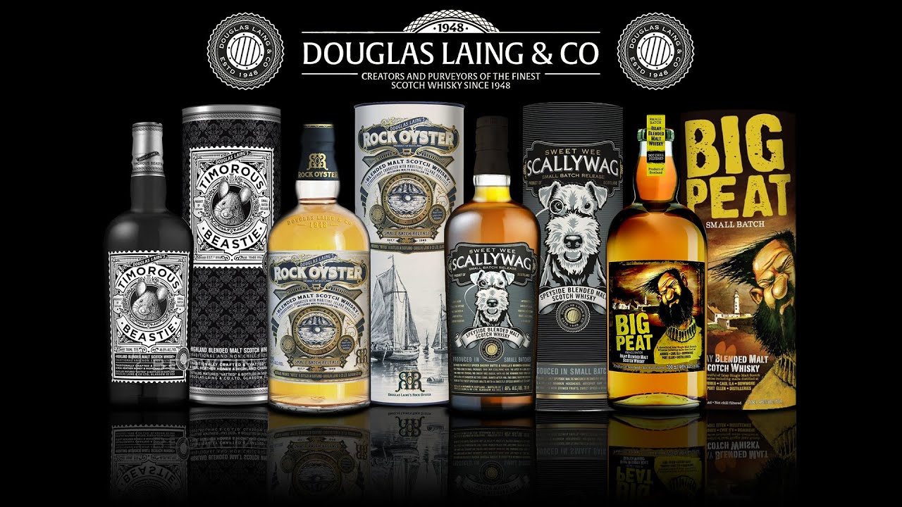 douglas laing rock oyster review