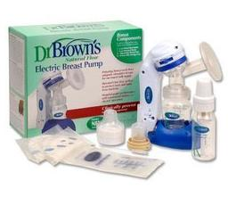 dr brown breast pump reviews