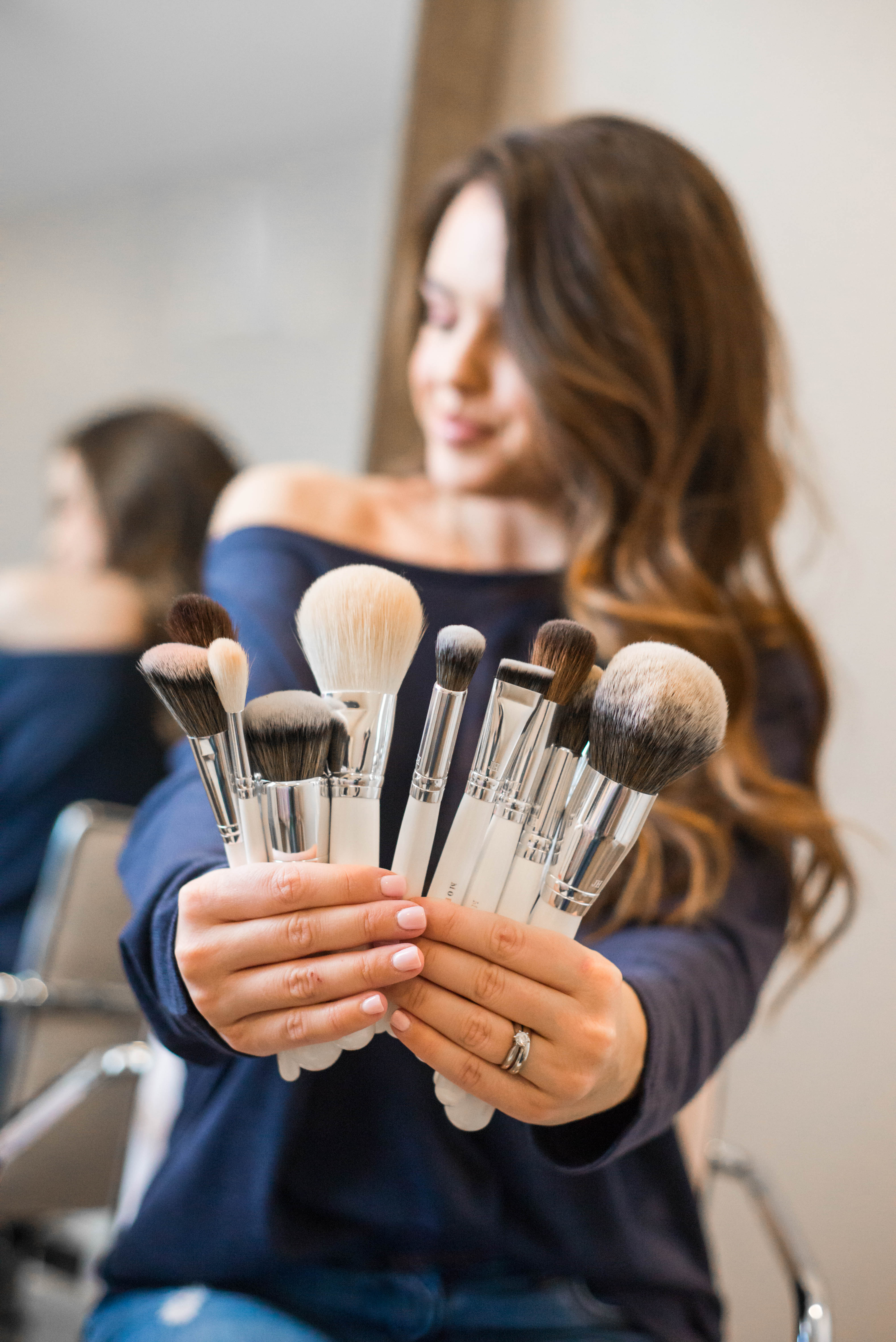 bliss & grace makeup brushes review