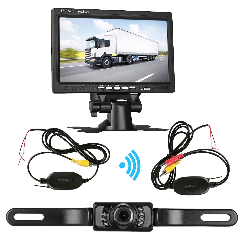 backup camera for trucks reviews