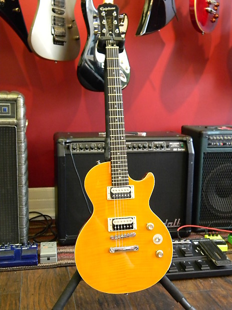 epiphone les paul special ii review youtube