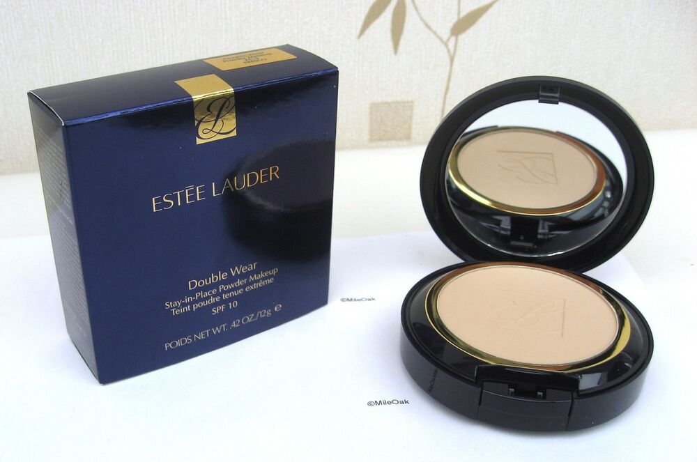 estee lauder double wear powder foundation review