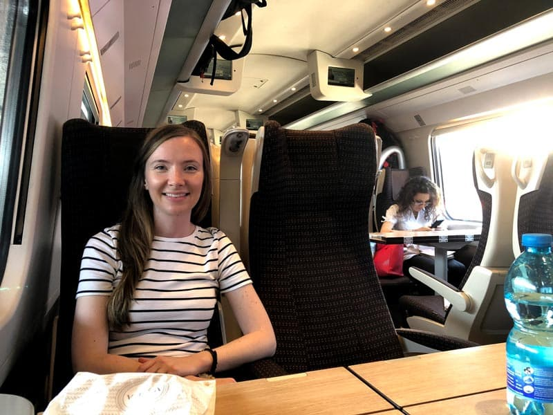 eurail 3 country pass review