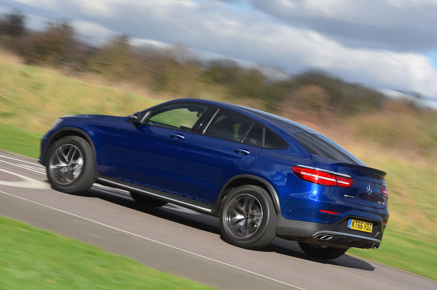 amg glc 43 coupe review
