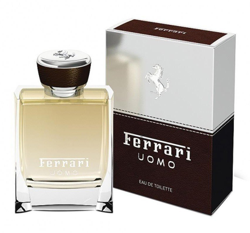 ferrari eau de toilette review