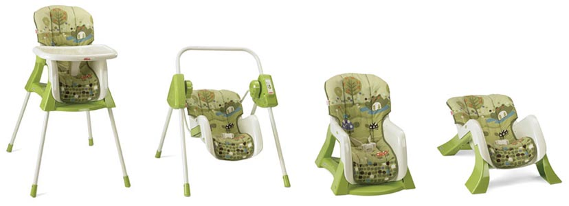 fisher price ez bundle 4 in 1 baby system reviews