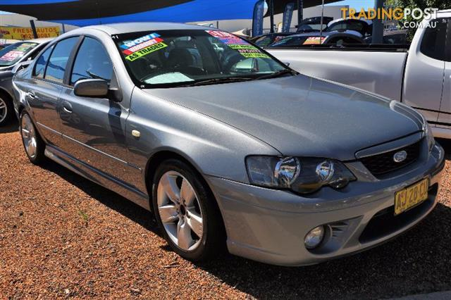 ford falcon xr6 2006 review