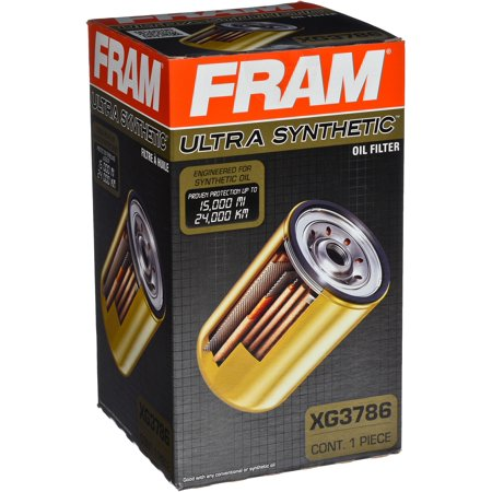 fram synthetic oil filter review