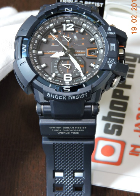 g shock gravity master review