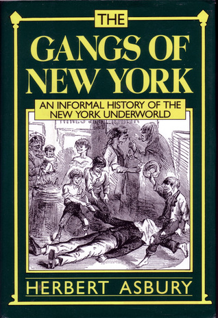 gangs of new york book review