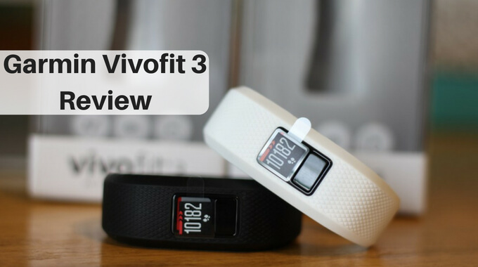 garmin vivofit 3 fitness tracker review