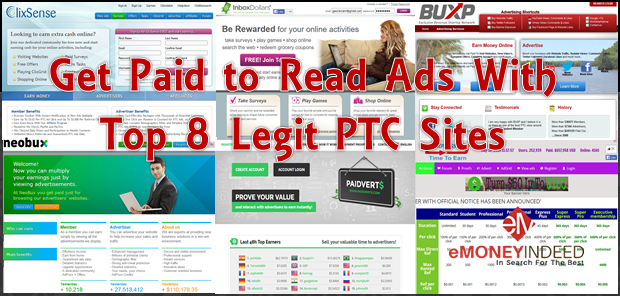 get paid to sites reviews