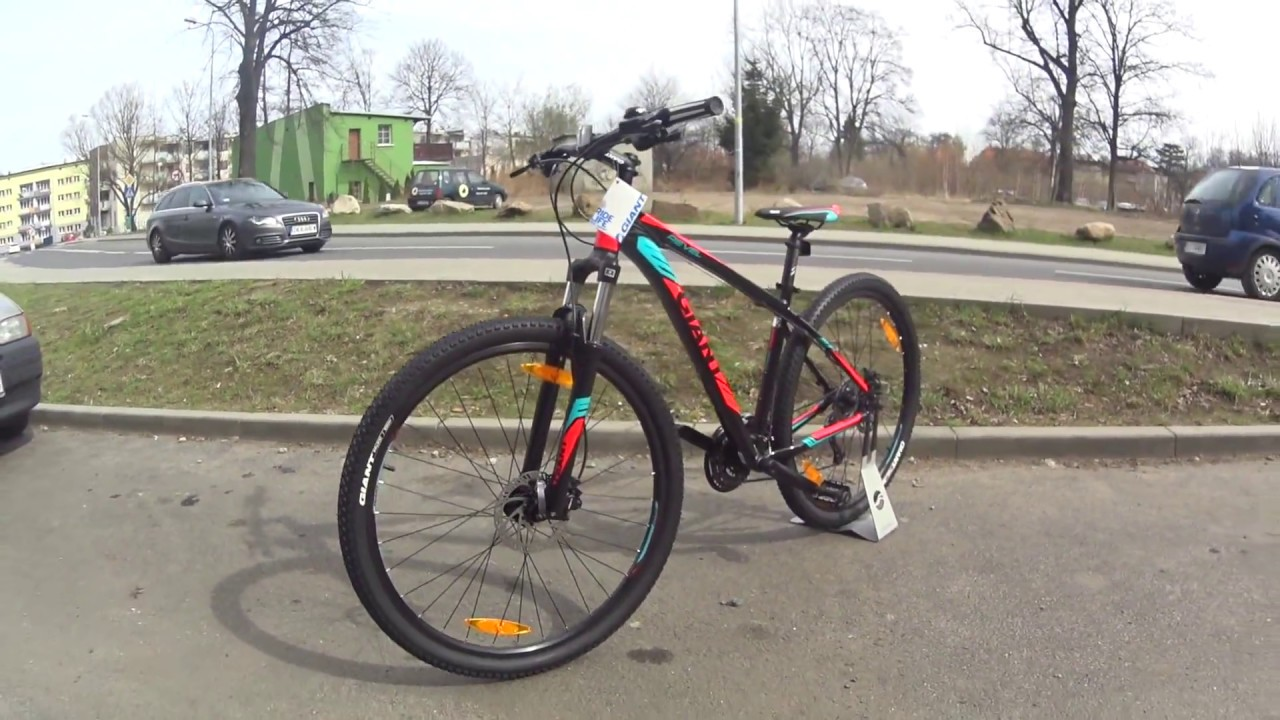giant talon 29er 1 review