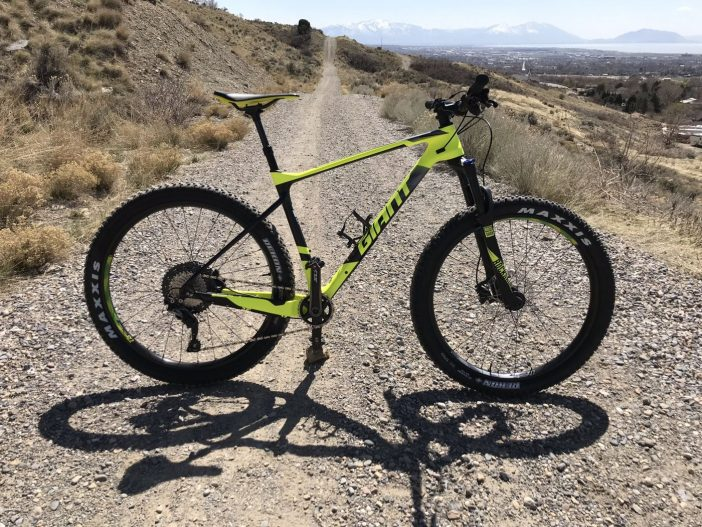 giant xtc slr 27.5 review