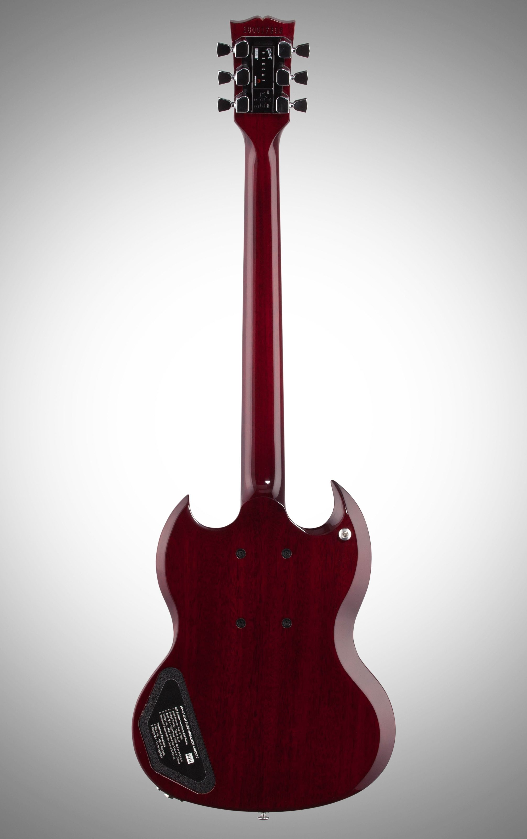 gibson sg hp 2018 review