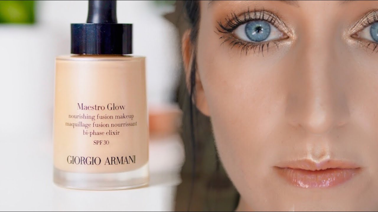 giorgio armani maestro foundation review