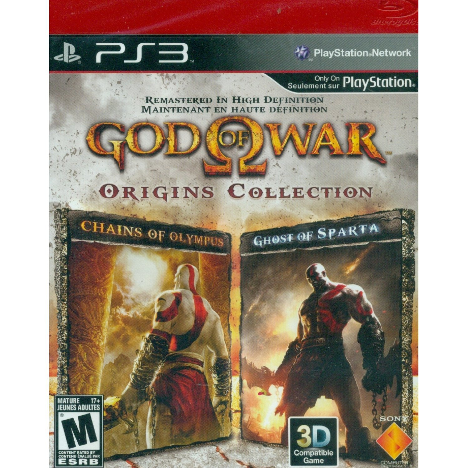 god of war origins collection review