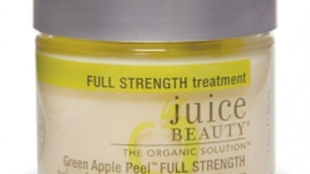 green apple peel full strength review
