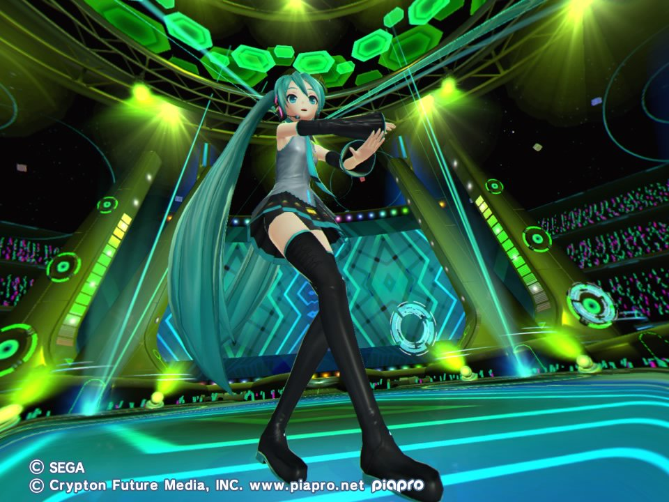hatsune miku vr future live review