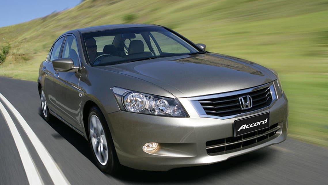 honda accord v6 luxury 2010 review