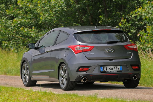 hyundai i30 1.6 turbo review