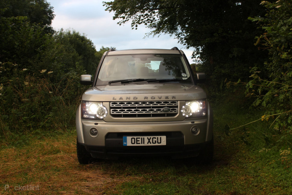 land rover discovery 4 hse review