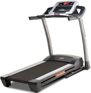 nordictrack c500 folding treadmill review