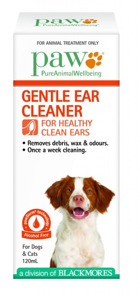 paw gentle ear cleaner review